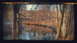Sandvika river